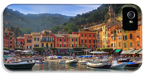 Meeting iPhone 5 Cases - Portofino iPhone 5 Case by Joana Kruse