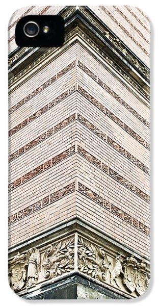 Red Brick Building IPhone 5 Case