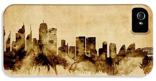 Sydney Australia Skyline IPhone 5 Case