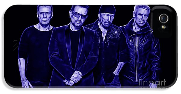 U2 Collection IPhone 5 Case