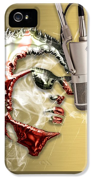 Bob Dylan Collection IPhone 5 Case