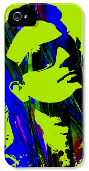 Bono Collection IPhone 5 Case by Marvin Blaine