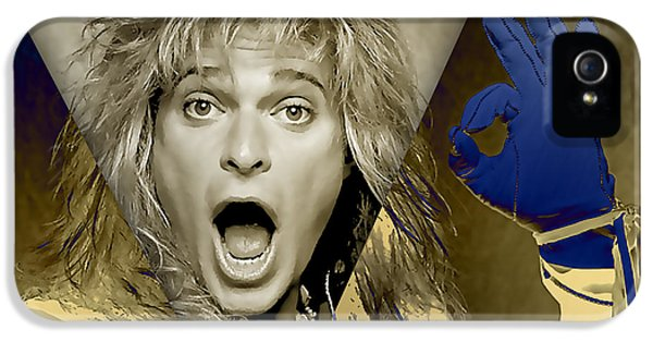 David Lee Roth Collection IPhone 5 Case