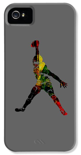 Football Collection IPhone 5 / 5s Case by Marvin Blaine