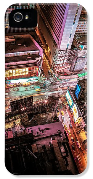 New York City IPhone 5 Case by Vivienne Gucwa