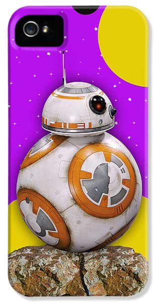 Star Wars Bb8 Collection IPhone 5 Case