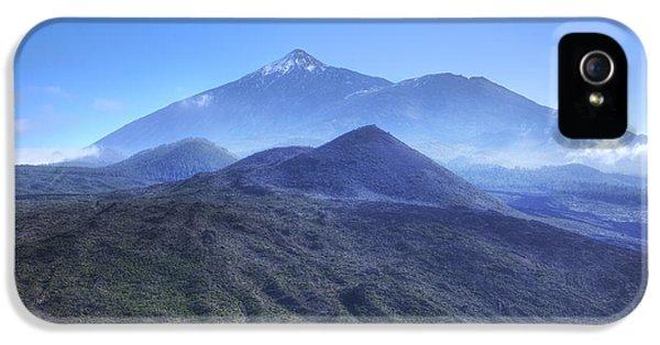 Tenerife - Mount Teide IPhone 5 / 5s Case by Joana Kruse