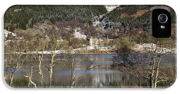 Trossachs Scenery In Scotland IPhone 5 Case