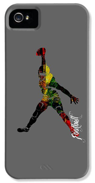 Football Collection IPhone 5 Case