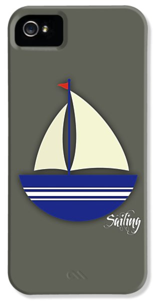Nautical Collection IPhone 5 Case by Marvin Blaine