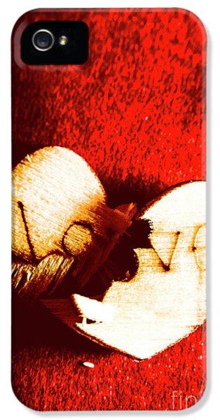 A Breakdown In Romance IPhone 5 Case by Jorgo Photography - Wall Art Gallery