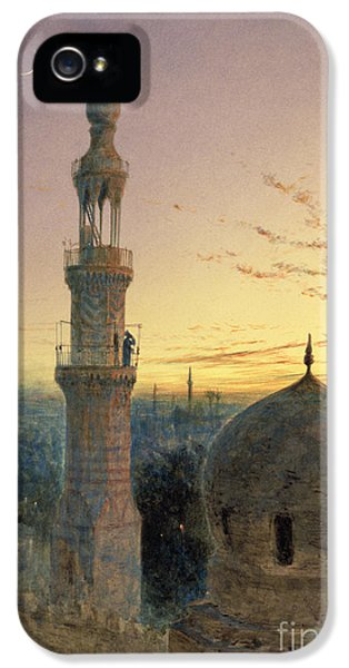 A Call To Prayer IPhone 5 Case