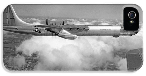 A Convair B-36f Peacemaker IPhone 5 Case by Underwood Archives