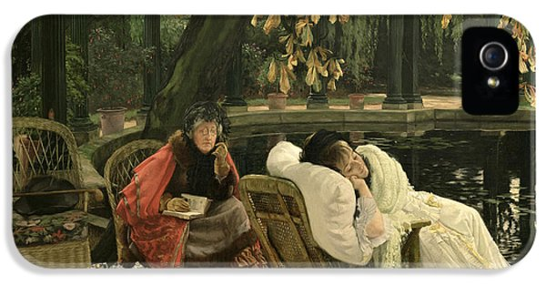 A Convalescent IPhone 5 Case by James Jacques Joseph Tissot