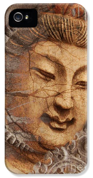 A Cry Is Heard IPhone 5 Case by Christopher Beikmann