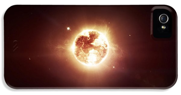 A Dying Star Which Will Soon Give New IPhone 5 Case by Tomasz Dabrowski