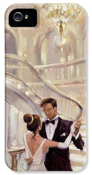 Magician iPhone 5 Case - A Moment In Time by Steve Henderson