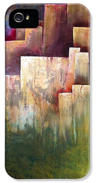 A Place For Solace IPhone 5 Case by Shadia Derbyshire