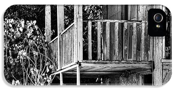 Place iPhone 5 Case - Abandoned, Kalamaki, Zakynthos by John Edwards