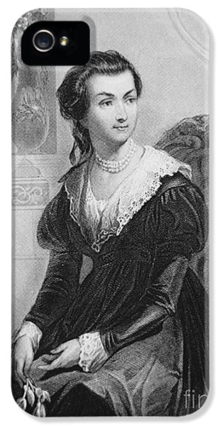 Abigail Smith Adams IPhone 5 Case by American School