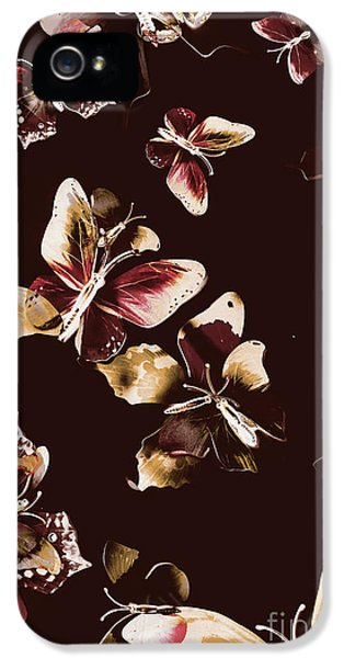 Abstract Butterfly Fine Art IPhone 5 Case by Jorgo Photography - Wall Art Gallery
