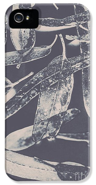 Abstract Design Tree Leaves Background IPhone 5 / 5s Case by Jorgo Photography - Wall Art Gallery