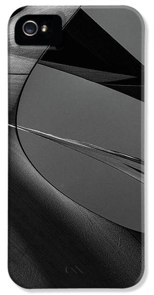 Abstract Sailcloth 202 IPhone 5 Case