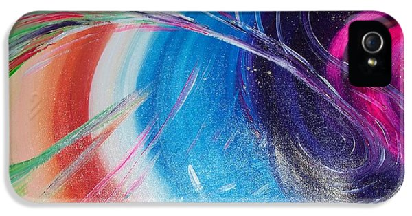 iPhone 5 Case - Abundance by Beverley Ritchings