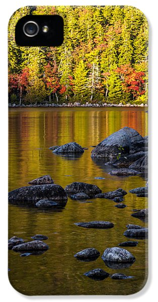 Acadian Glow IPhone 5 Case by Chad Dutson