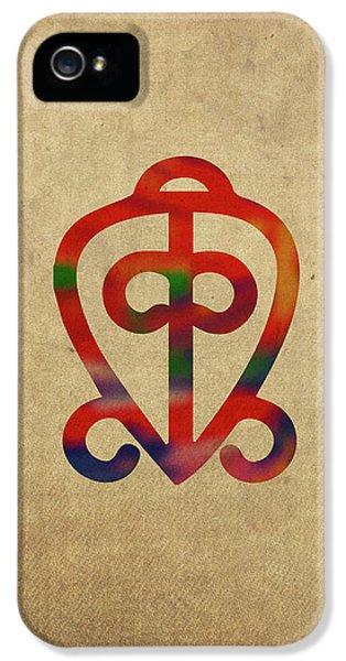 Adinkra Symbols Iphone 5 Cases Fine Art America