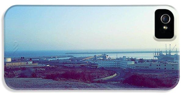 iPhone 5 Case - Agadir Nature by Hassan Boumhi