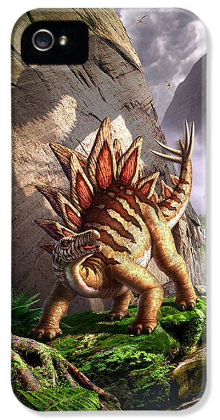 Against The Wall IPhone 5 Case by Jerry LoFaro