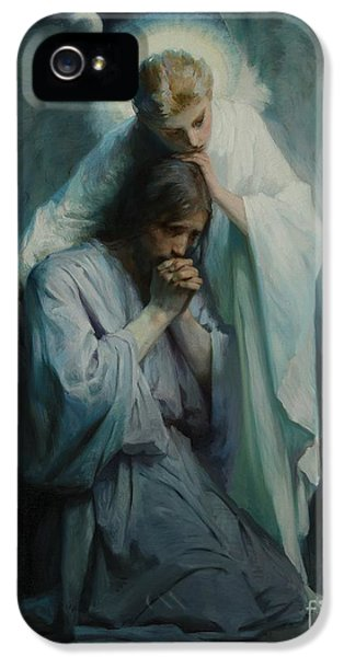 Agony In The Garden  IPhone 5 Case