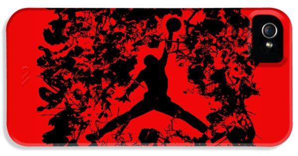Air Jordan 1b IPhone 5 Case