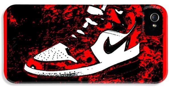 Air Jordan I Notorious IPhone 5 Case