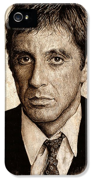Scarface IPhone 5 Case
