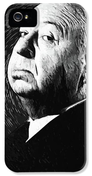 Alfred Hitchcock IPhone 5 Case