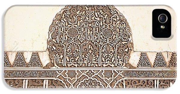 Alhambra Relief IPhone 5 Case