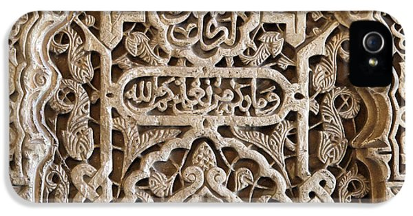 Alhambra Wall Panel IPhone 5 Case