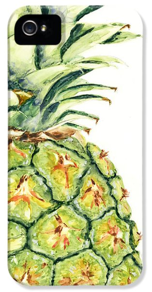 Aloha Again IPhone 5 Case by Marsha Elliott