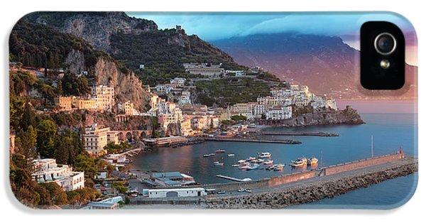 Amalfi Sunrise IPhone 5 / 5s Case by Brian Jannsen
