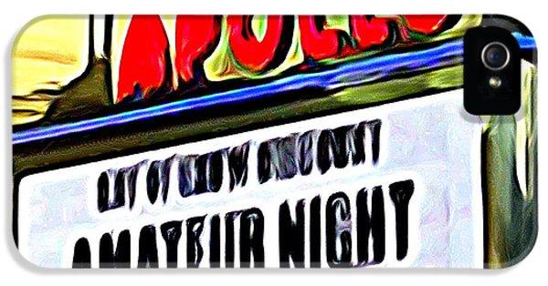 Amateur Night IPhone 5 Case