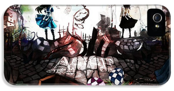 Design iPhone 5 Case - American Mcgee's Alice by Super Lovely