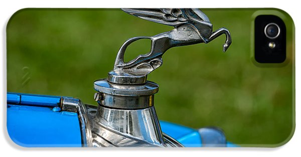 Amilcar Pegasus Emblem IPhone 5 / 5s Case by Adrian Evans