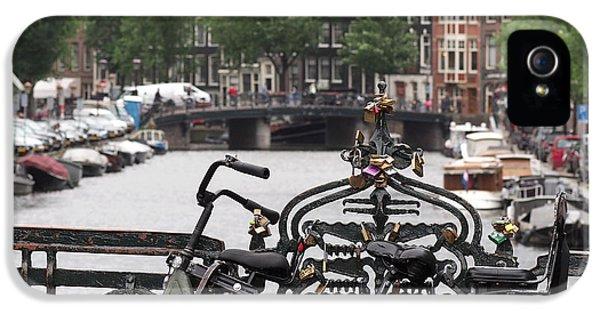 Amsterdam IPhone 5 Case