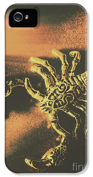 Carrot iPhone 5 Case - Amulets From The Old Golden Age by Jorgo Photography - Wall Art Gallery