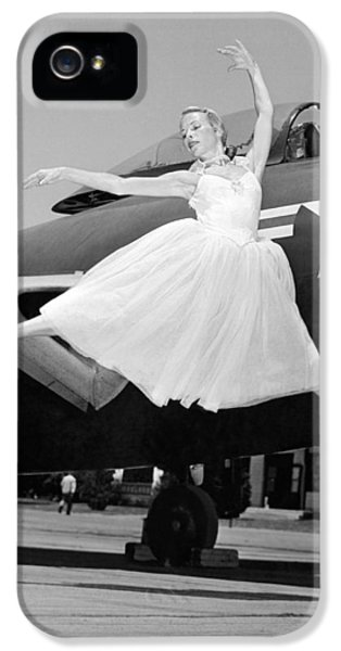 An American Ballerina IPhone 5 Case by Underwood Archives