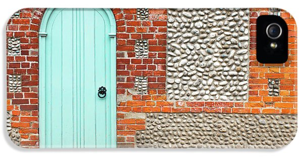 An Arch Door IPhone 5 Case by Tom Gowanlock