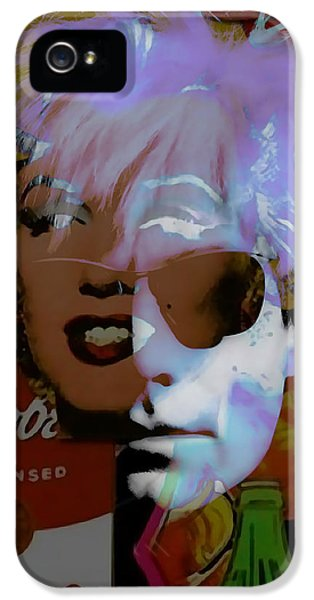 Andy Warhol Collectioin IPhone 5 Case