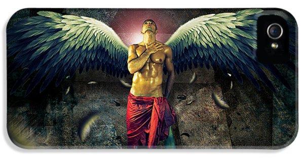 Angel Body Art IPhone 5 Case